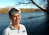 Donna Lisenby, Upper Watauga Riverkeeper